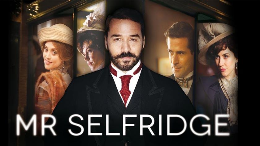 Série TV - Mr Selfridge