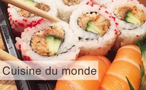 Bonnes adresses pour manger le monde à Montréal