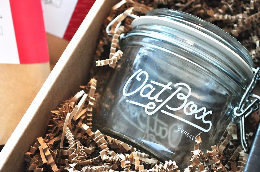 Granola Oatbox
