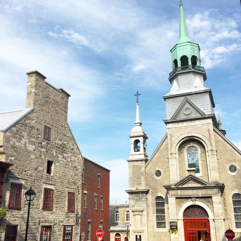 Vieux Montréal (été 2016)