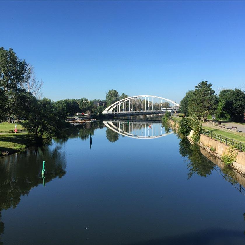 Canal Lachine (Montréal)