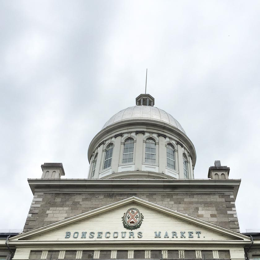 Marché Bonsecours (Montréal)