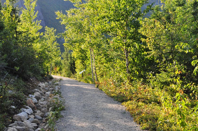 Randonnée La Chouenne (Charlevoix)