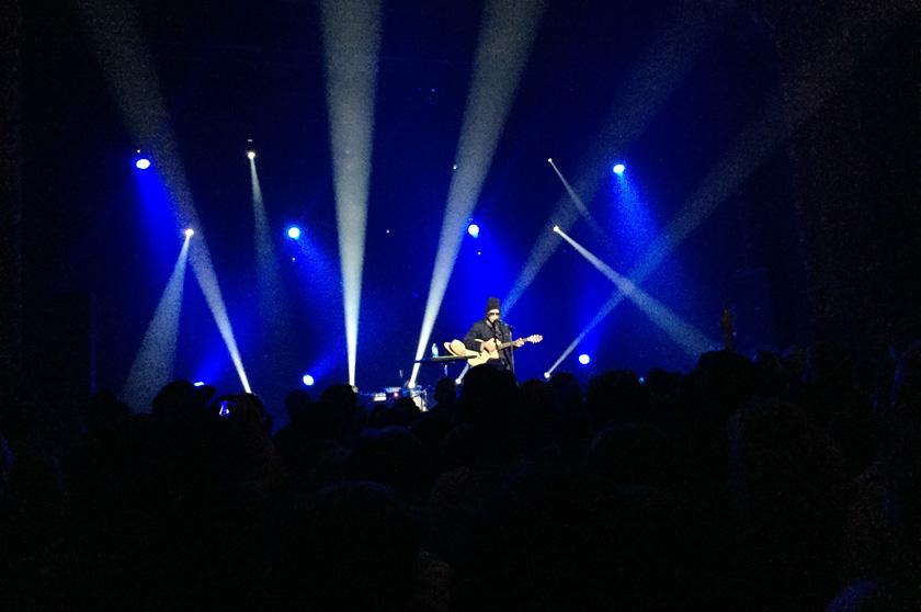 Rodriguez en concert à Montréal