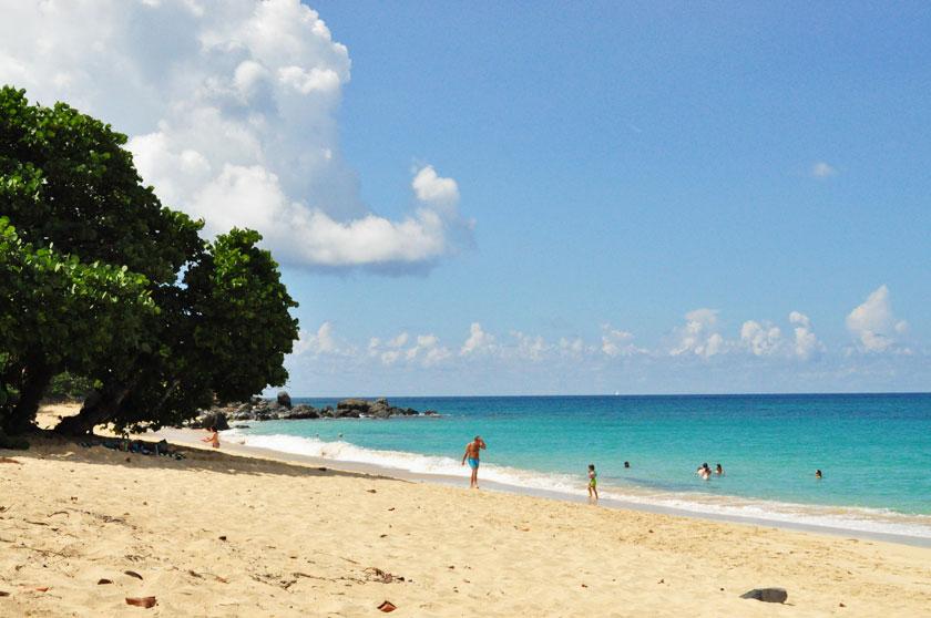 Happy Bay (Saint-Martin)