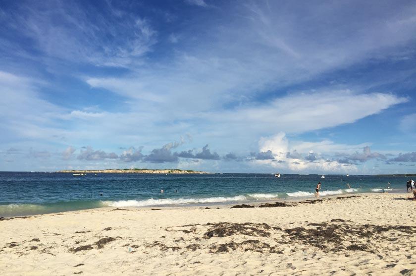 Orient Bay (Saint-Martin)