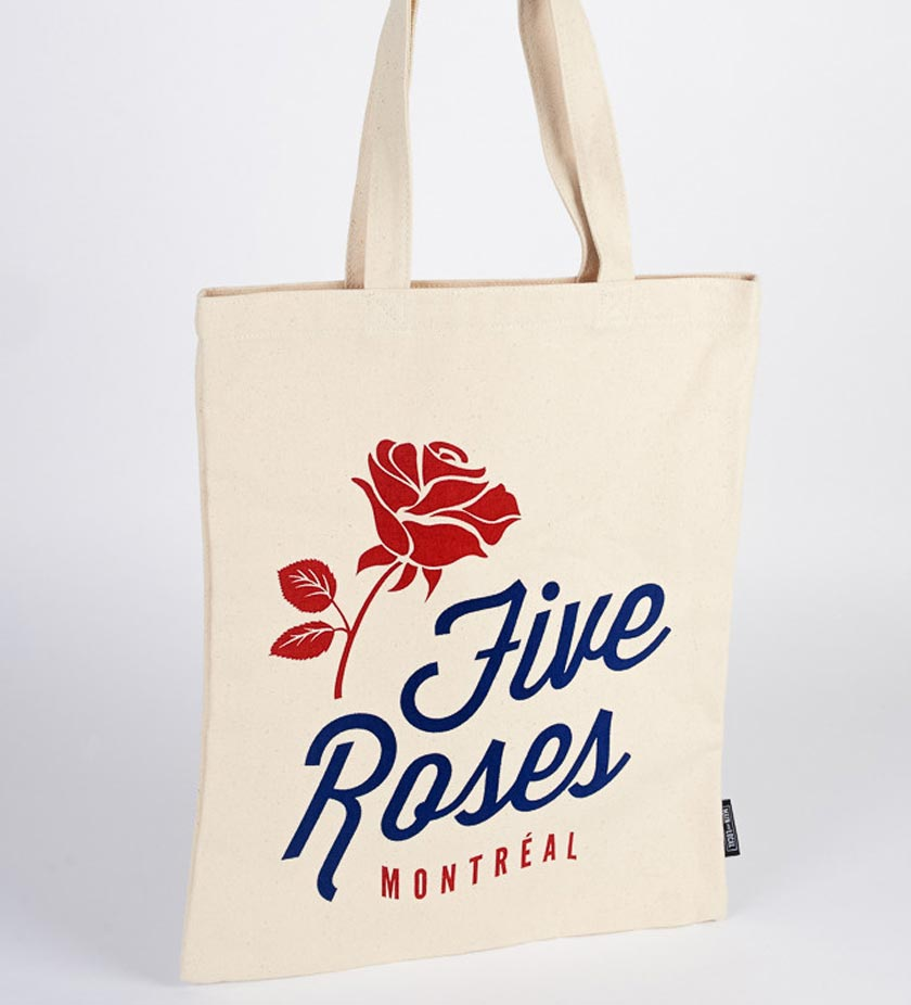 Tote bag Main and Local