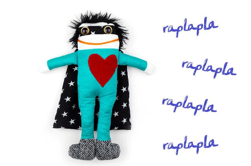 Poupée Raplapla