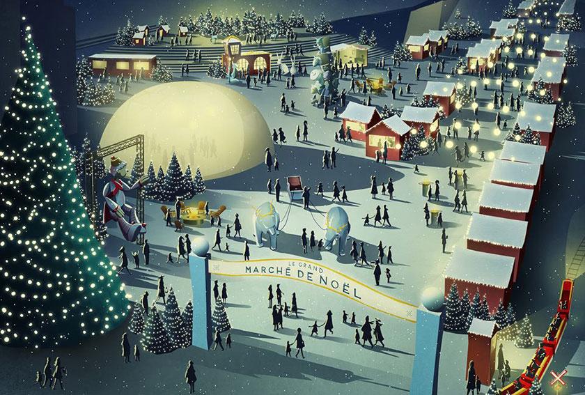 Grand Marché de Noël de Montréal