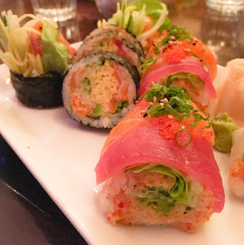 Saint Sushi Bar (Montréal)