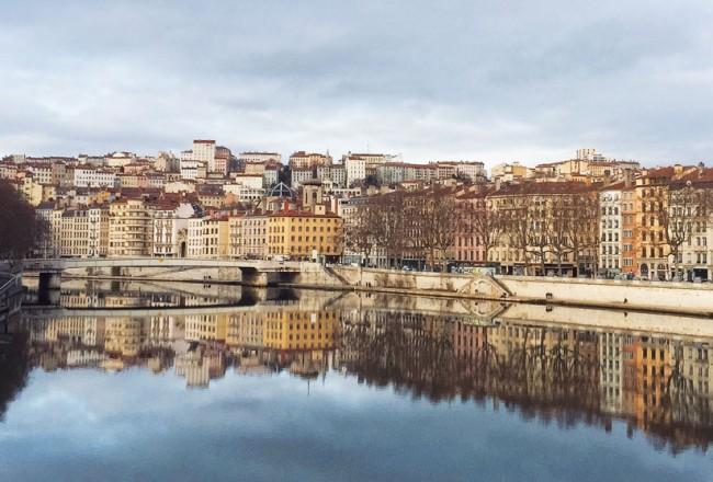 Vacances à Lyon