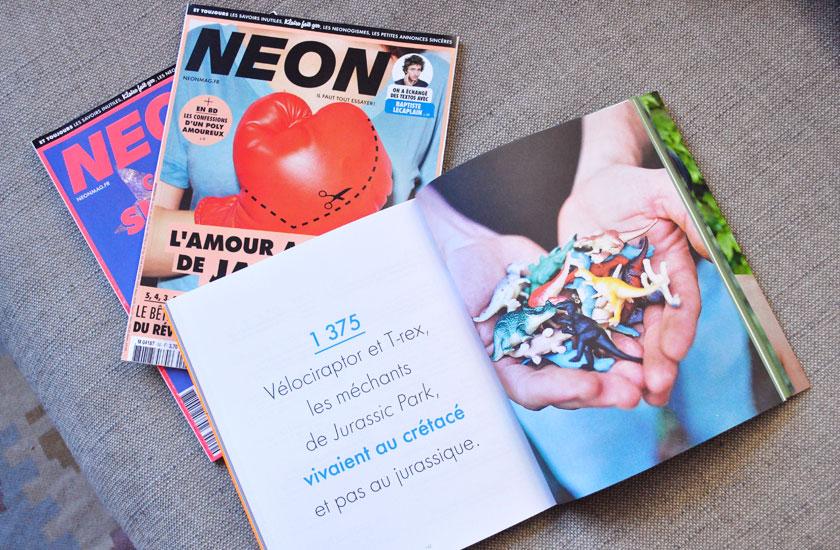 Magazine Neon