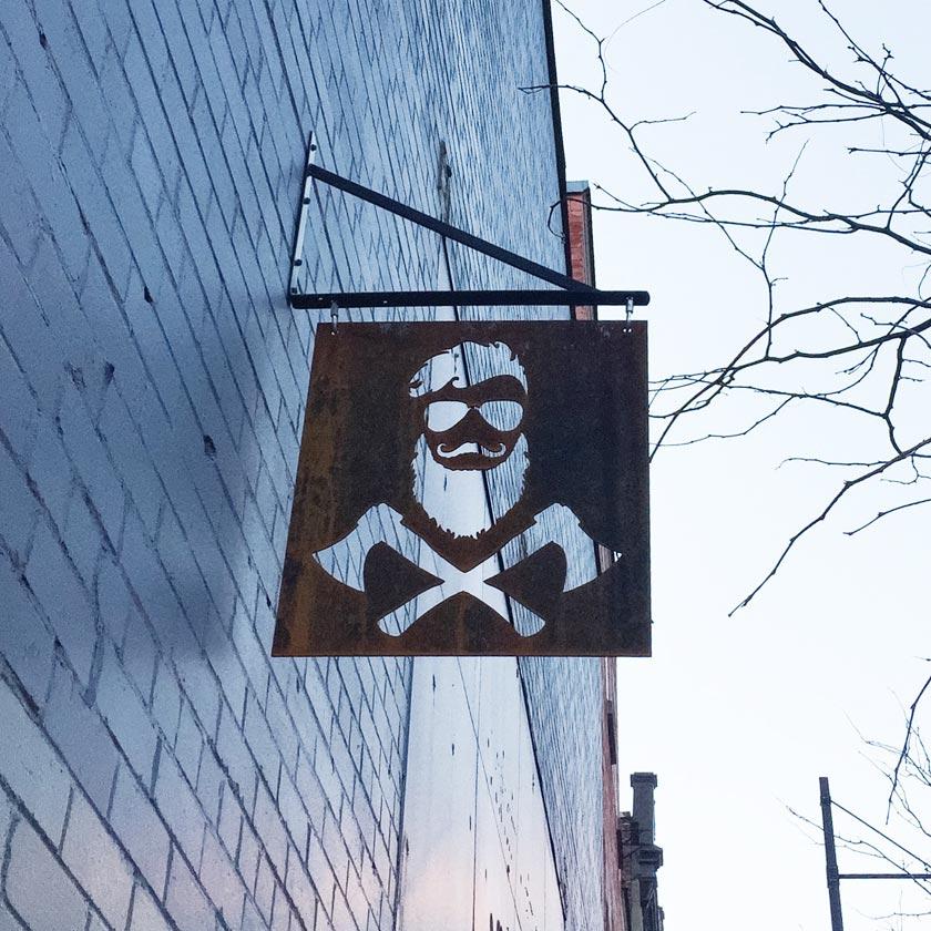 Rage Montréal - Lancer de hache