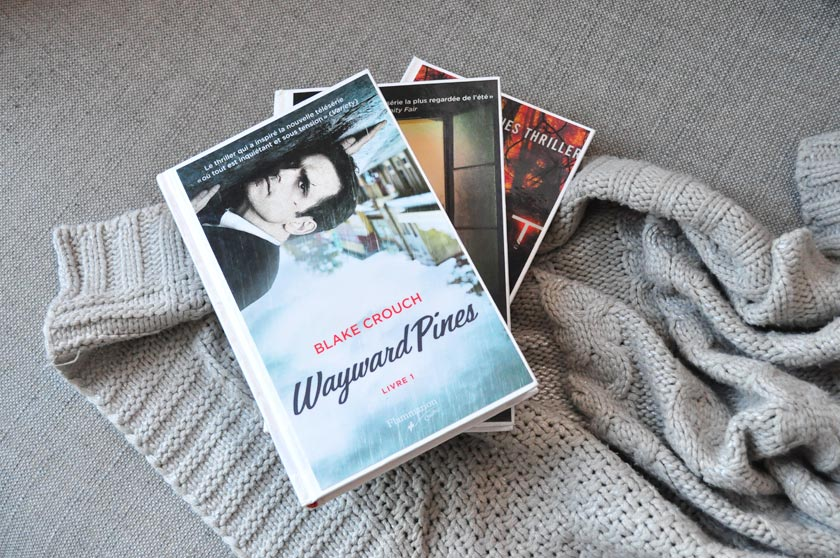 Trilogie Wayward Pines