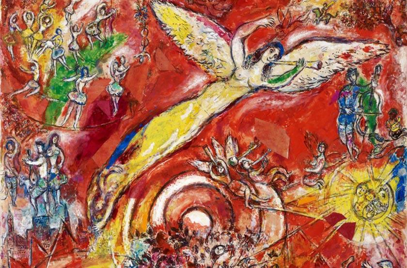 Chagall au MBA Montréal