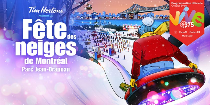 Fête des neiges 2017 (Montréal)
