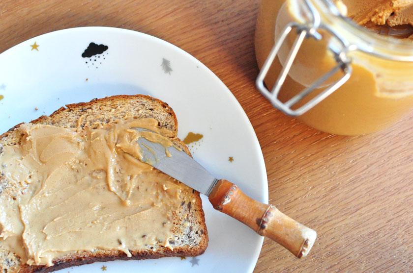 Beurre d'arachides bio chez Nousrire