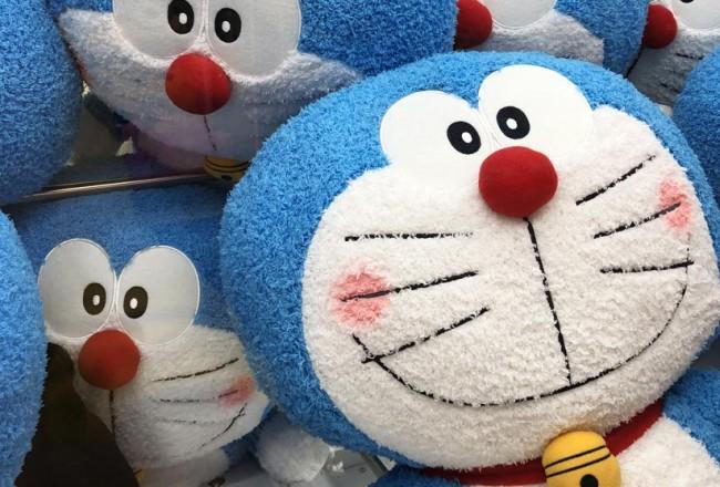 Personnage japonais Doraemon