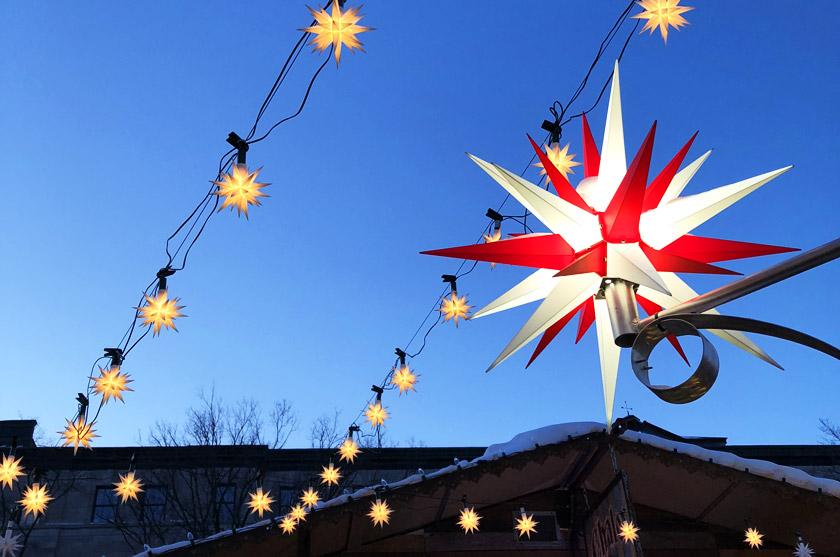Marché de Noël allemand (Québec)