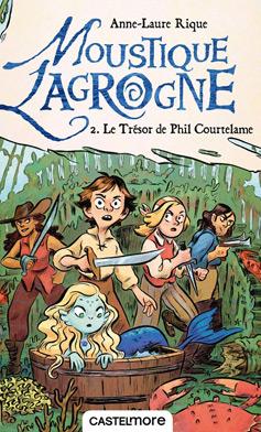 couverture du livre Moustique Lagrogne tome 2