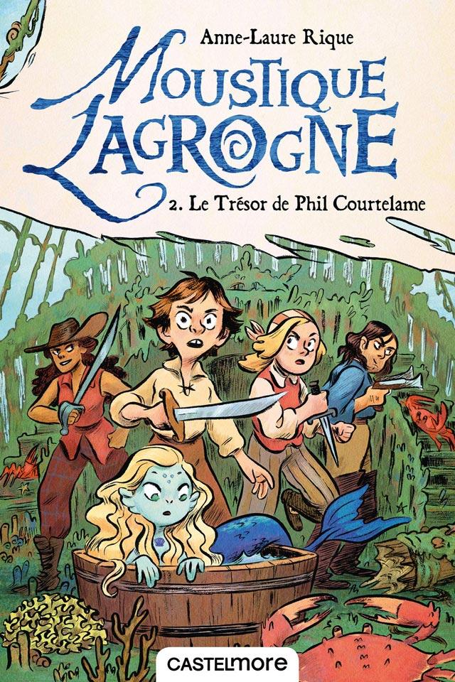 Moustique Lagrogne, tome 2