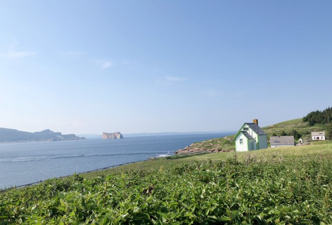 Île Bonaventure, Gaspésie