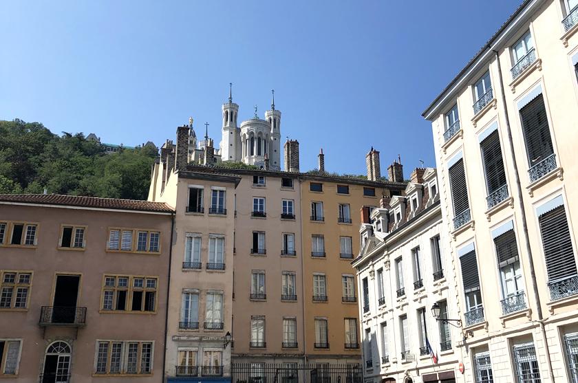 Vieux Lyon et Fourvière