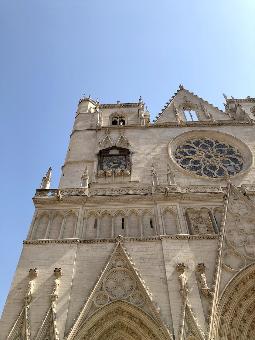 Cathédrale St Jean (Lyon)